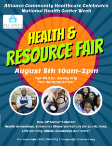 The Health and Community Resource Fair